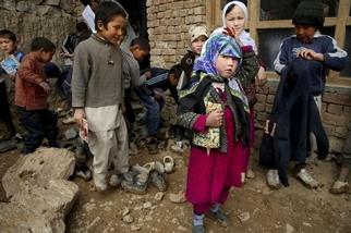 阿富汗兒童