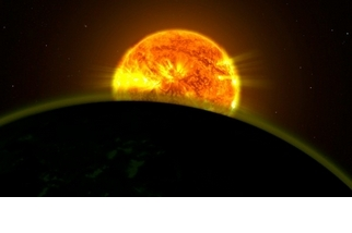 發現五顆帶水星球