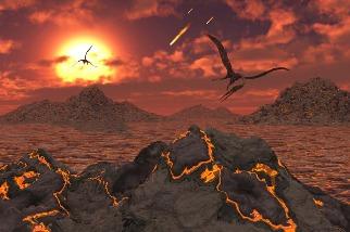 毀滅恐龍的小行星,是如何為地球的新生命鋪路?