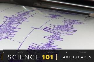 101科學教室:地震