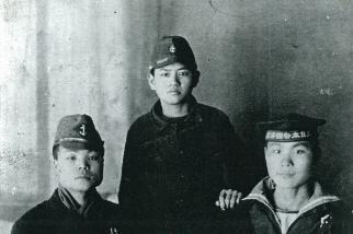 「護國丸」船難倖存的海軍志願兵