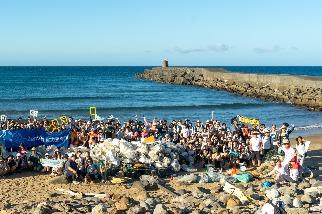 【淨灘成果報告書 & 花絮回顧】8.1 \淨淨海洋Beach cleanup/