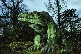 重新想像恐龍