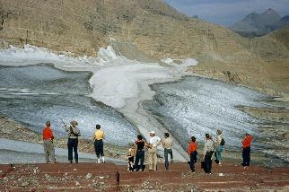 斯佩里冰河