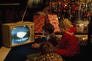 太空中的聖誕節