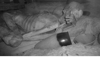 木乃伊身上發現古埃及最古老的刺青