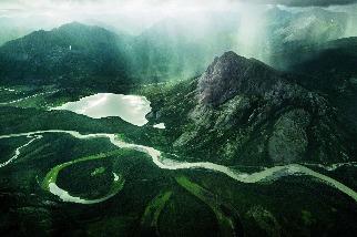 阿拉斯加荒野