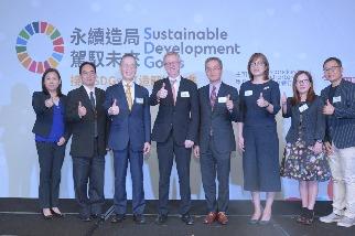 渣打發布永續發展調查:台灣企業主管SDGs認知度近9成,氣候變遷行動最受關注,永續財務諮詢需求度高。