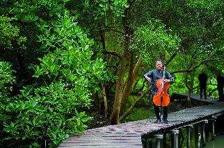 用音樂搭起文化與公益的橋梁