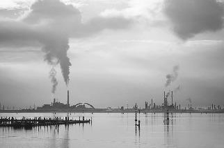 威尼斯的煙霧