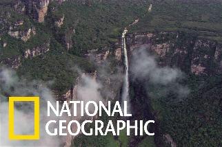 世界第一高的安赫爾瀑布,總落差將近1公里!