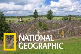 立陶宛的「十字架山」:一座象徵苦難、希望與信仰的神祕山丘