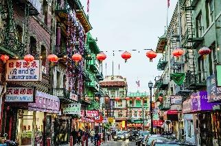 唐人街的興衰更迭