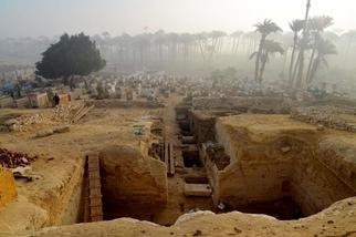 埃及古代墓地發現超過800座古墳