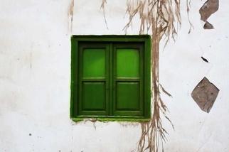 古老的窗戶