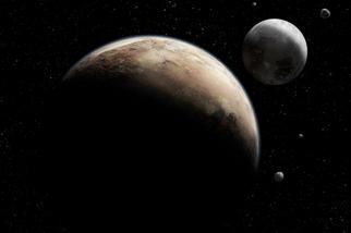 冥王星的衛星會亂扭!