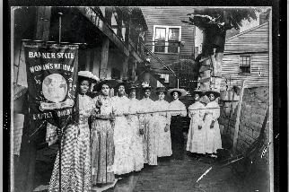 女性投票權