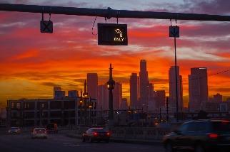 動態縮時攝影:「天使之城」洛杉磯