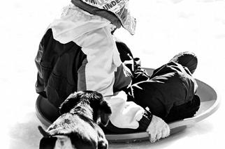 一起玩滑雪