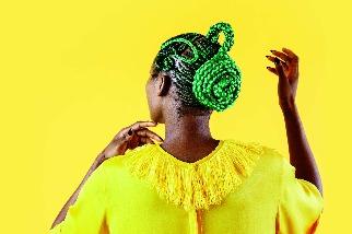 用髮型說文化的故事