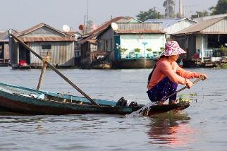 海水入侵湄公河三角洲 衝擊越南農業心臟 科學家警告2050年是大限