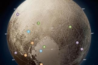 測繪冥王星