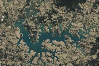 巴西東南部大旱,聖保羅水庫告急