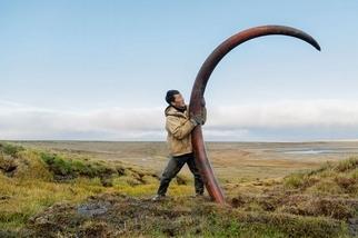 影像藝廊:長毛象獵人