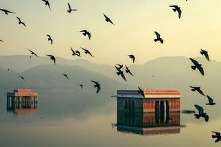 印度:水上皇宮
