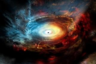 天文學家可能終於得到第一張黑洞影像!