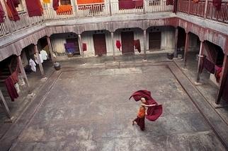 曼德勒的僧院