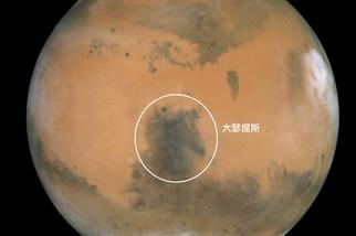 今年的火星衝,15年一次
