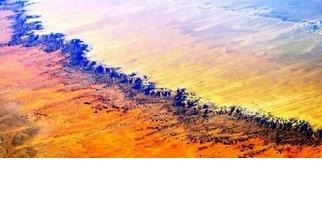 代表好幾億年地球史的地層不見了,那段消失的地質時間究竟發生什麼事?