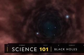 101科學教室:神祕黑洞