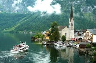 世界遺產:世界最美的湖濱小鎮