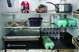從冰箱看主人