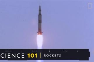 101科學教室:火箭