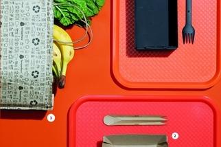 從食物容器中減少塑膠廢棄物