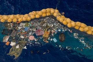 航向公海 海洋吸塵器首次成功收集垃圾