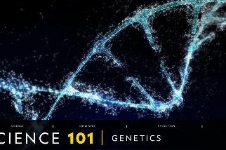 101科學教室:遺傳學