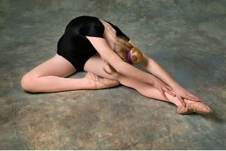 芭蕾伸展動作