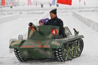冰城故事:坦克與釣魚臺