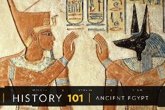 101歷史教室:古埃及