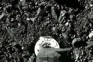 歐西里斯號漏失部分小行星採樣,所幸剩餘樣本安全無虞!