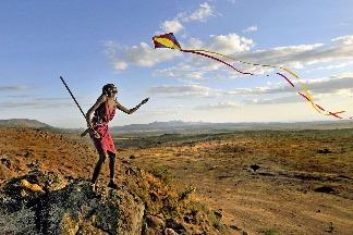 馬賽人與風箏