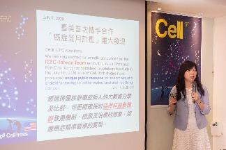 「全球第一次完整剖析東亞肺癌成因!」陳玉如與臺美癌症登月計畫