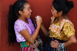 瓜地馬拉的小孩