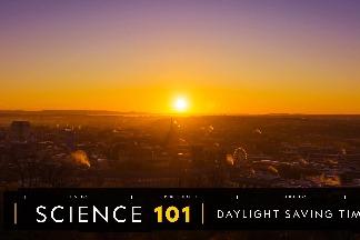 101科學教室:「日光節約時間」到底是什麼?