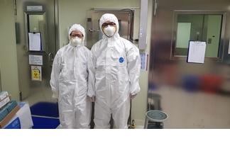 抗疫作戰的關鍵少數──中研院 P3 實驗室,開箱!