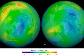 幸好當時做對了 蒙特婁公約讓本世紀末少升溫攝氏2.5度